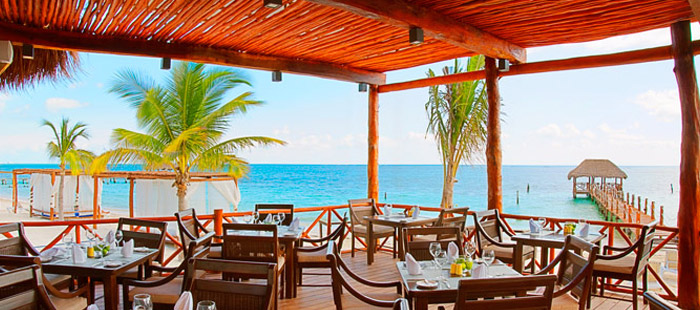 Azul Beach Dining - Chil Restaurant