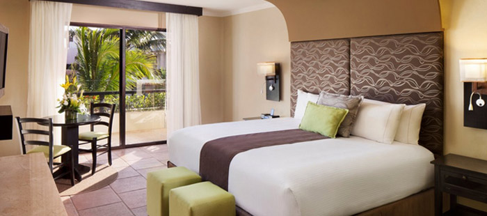 Azul Beach Accommodations - Deluxe Room