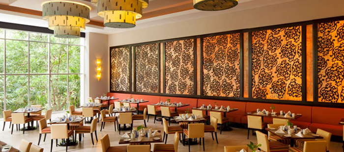 Azul Fives Dining - Flavours - World Cuisine