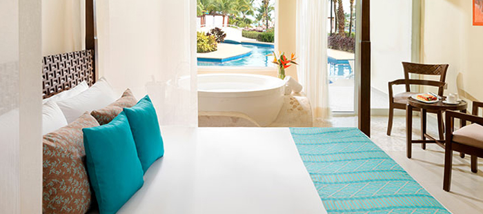 Azul Sensatori Mexico Accommodations - Family Suites