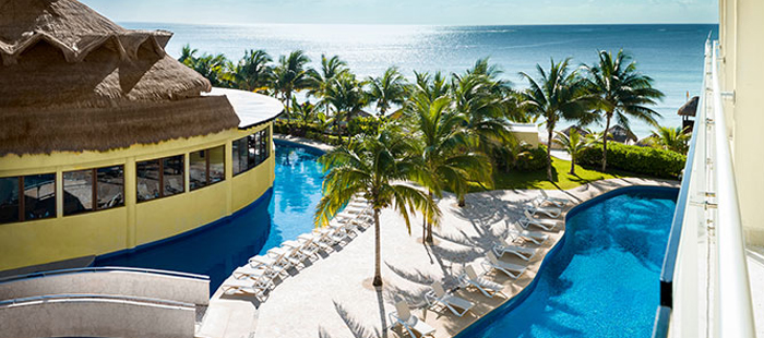Azul Sensatori Mexico Accommodations - Luxury Jacuzzi Ocean View Suite