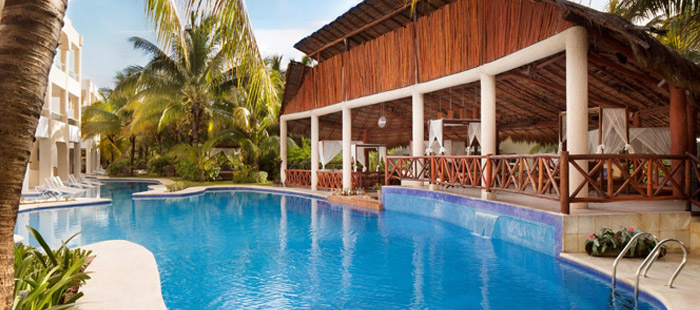 El Dorado Seaside Suites Dining - Swim-Up Bars