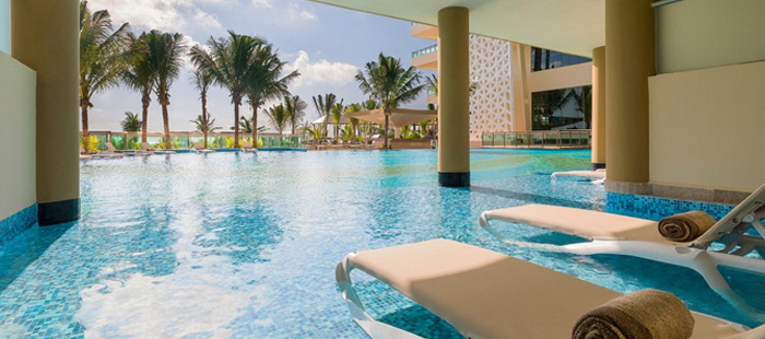 Generations Riviera Maya Accommodations - Ocean Front Three-Bedroom Jacuzzi Suite Swim-Up