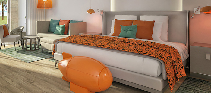 Nickelodeon Resort Punta Cana Accommodations - Jacuzzi Pad